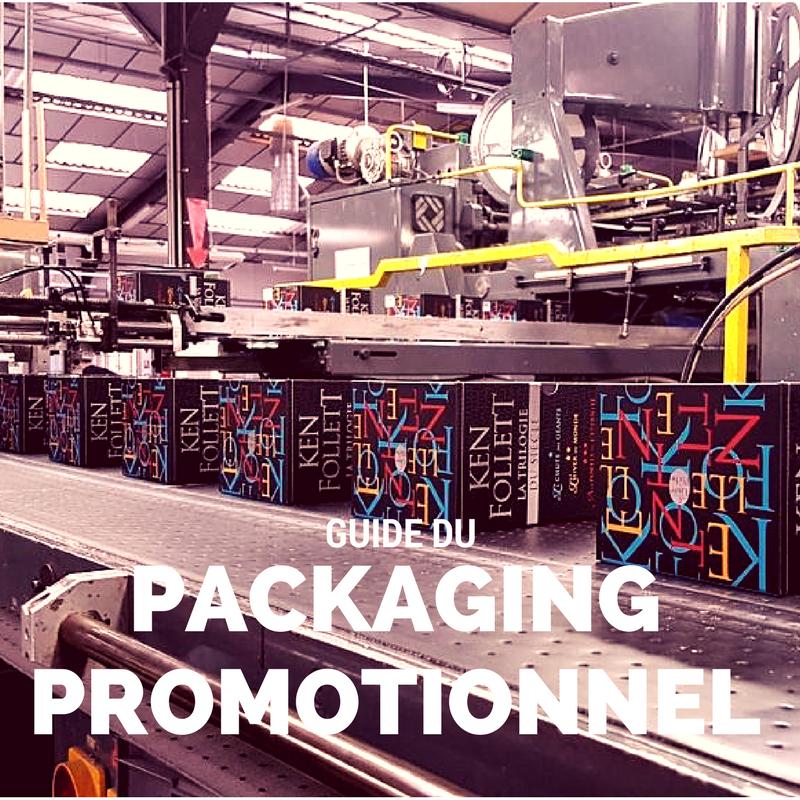 Téléchargez le guide du packaging promotionnel